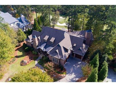 Suwanee Single Family Home For Sale: 808 Middle Fork Trail