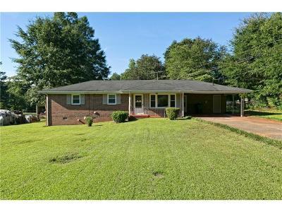 Austell Single Family Home For Sale: 1515 Priscilla Lane