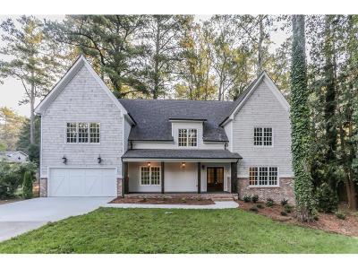 Smyrna Single Family Home For Sale: 3269 Lee Street SE