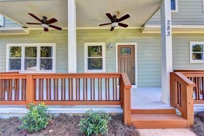 Atlanta Single Family Home For Sale: 283 Murray Hill Avenue
