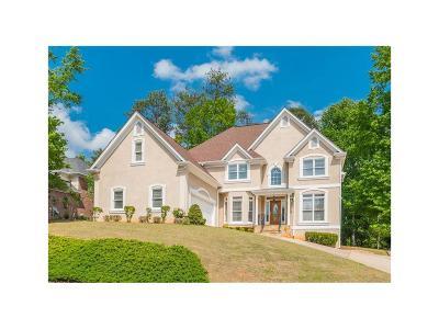 Alpharetta Single Family Home For Sale: 4180 Bellflower Drive