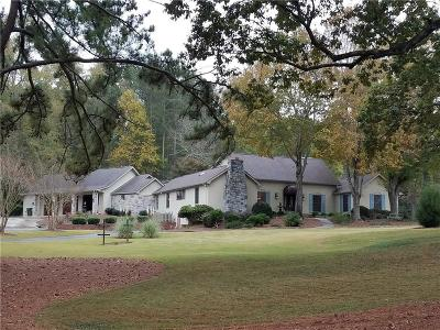Alpharetta Single Family Home For Sale: 13175 Bethany Road