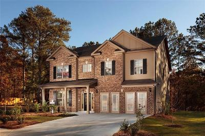 Snellville Single Family Home For Sale: 8171 Hillside Climb Way