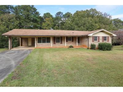 Powder Springs Single Family Home For Sale: 4030 Lindley Circle