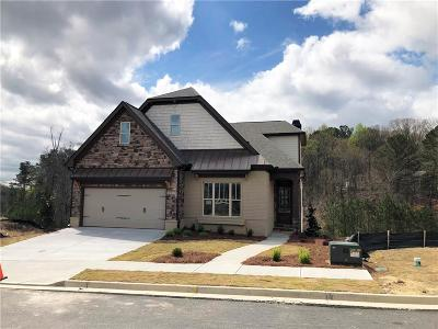 Woodstock Single Family Home For Sale: 410 Serenity Lane