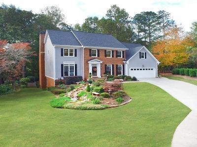 Alpharetta Single Family Home For Sale: 520 Bisland Court