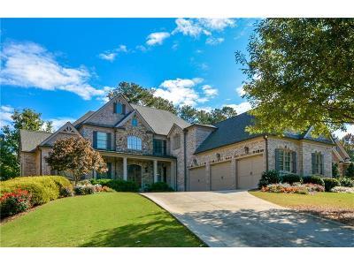 Marietta Single Family Home For Sale: 2910 Lassiter Manor Drive