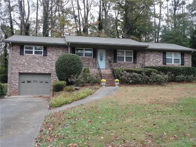 Single Family Home For Sale: 71 Vanya Lane SE