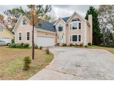 Single Family Home For Sale: 6927 Deshon Ridge Drive