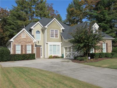 Forsyth County Single Family Home For Sale: 5570 Twelve Oaks Drive