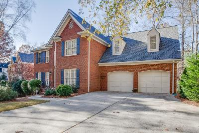 Alpharetta Single Family Home For Sale: 8175 Newport Bay Passage