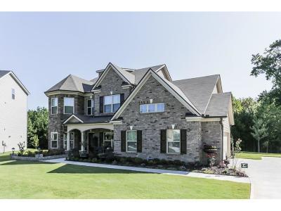 Powder Springs Single Family Home For Sale: 2374 Beringer Lane