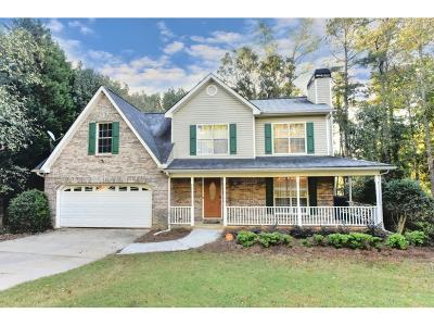 Lawrenceville Single Family Home For Sale: 605 Harbor Bay Drive