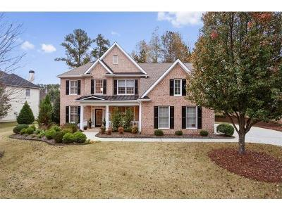 Kennesaw Single Family Home For Sale: 728 Registry Run NW