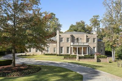 Single Family Home For Sale: 3240 West Paces Park Drive NW