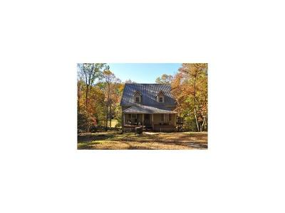 White County Single Family Home For Sale: 663 Mill Creek Trail