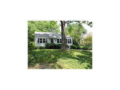 Brookhaven Single Family Home For Sale: 1507 Sylvan Circle NE