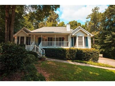Powder Springs Single Family Home For Sale: 625 Legacy Park Lane