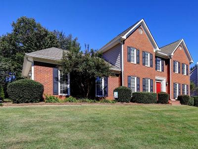 Roswell Single Family Home For Sale: 4102 Westchester Crossing