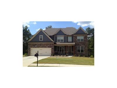 Cartersville Single Family Home For Sale: 22 Rock Ridge Court SE
