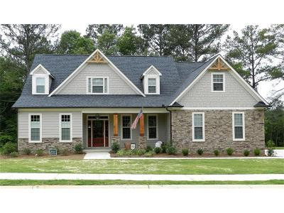 Cartersville Single Family Home For Sale: 20 Rock Ridge Court SE