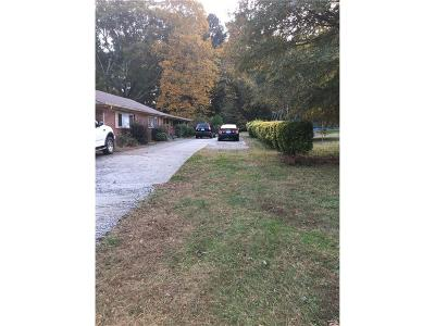 Kennesaw Single Family Home For Sale: 2190 Kennesaw Due West Road NW