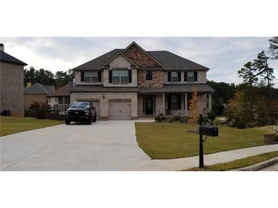 Lawrenceville Single Family Home For Sale: 2648 Britt Trail Drive