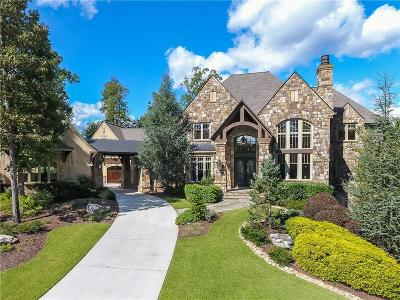 Suwanee Single Family Home For Sale: 4763 Blackwater Way