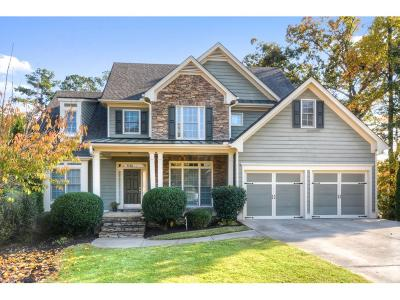 Powder Springs Single Family Home For Sale: 111 Payton Loriane Drive