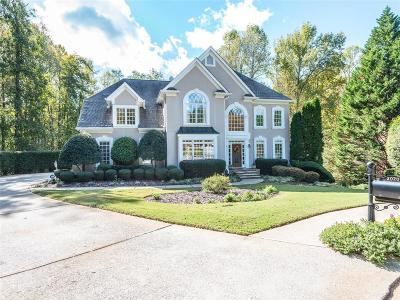 Alpharetta Single Family Home For Sale: 2020 Admiral Court