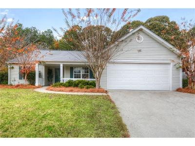 Dacula Single Family Home For Sale: 2732 Wilding Green Lane