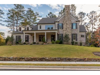 Marietta GA Single Family Home For Sale: $1,365,000