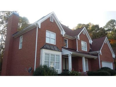 Lilburn Single Family Home For Sale: 35 Parkview Trace Pass SW