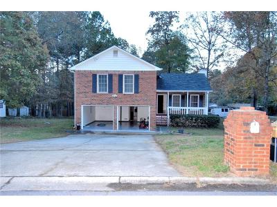 Lawrenceville Single Family Home For Sale: 146 Eric Run Court