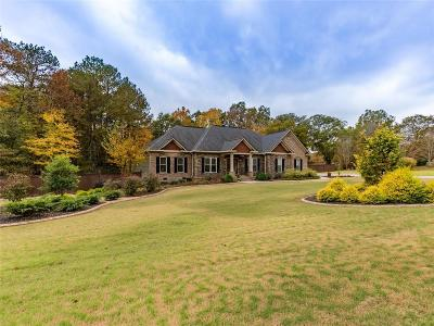 Acworth Single Family Home For Sale: 2581 Mars Hill Church Road NW