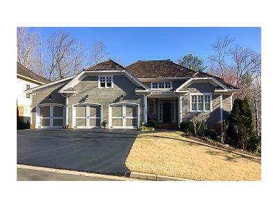 Dawsonville Single Family Home For Sale: 291 River Sound Lane