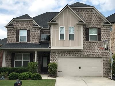 Johns Creek Single Family Home For Sale: 10004 Parc Sky Circle