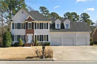 Cartersville Single Family Home For Sale: 310 Briar Patch Lane