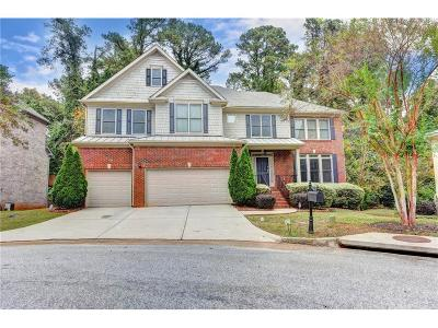 Tucker Single Family Home For Sale: 3763 Sutton Place Court