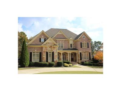 Forsyth County, Gwinnett County Single Family Home For Sale: 2145 Wood Falls Drive