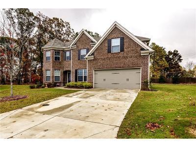 Cumming Single Family Home For Sale: 2185 Cherrywood Lane