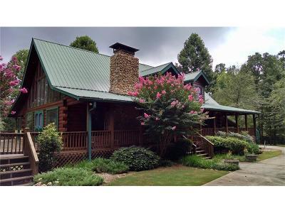Ellijay Single Family Home For Sale: 340 Hagin Circle