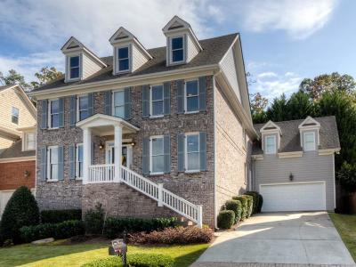 Smyrna Single Family Home For Sale: 1126 Vinings Grove Way SE