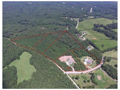 Douglas County Residential Lots & Land For Sale: Tyree- 8 Acres Road