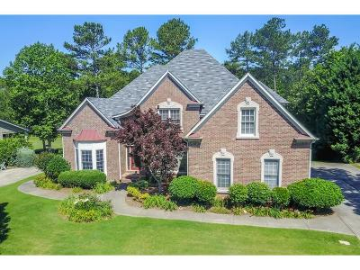 Canton Single Family Home For Sale: 1101 Bridgemill Avenue