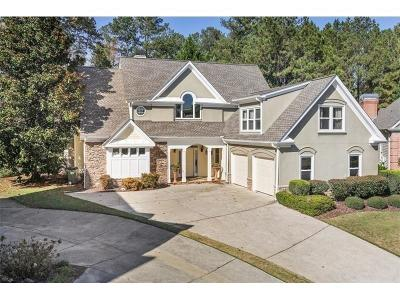 Marietta Single Family Home For Sale: 1809 Trailing Ivy Court