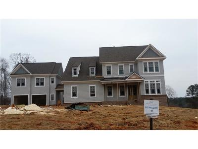 Milton GA Single Family Home For Sale: $897,900