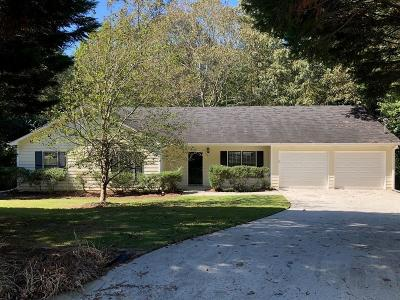 Dacula Single Family Home For Sale: 1661 Greyleaf Lane