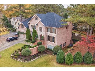 Marietta Single Family Home For Sale: 950 Glenverness Drive