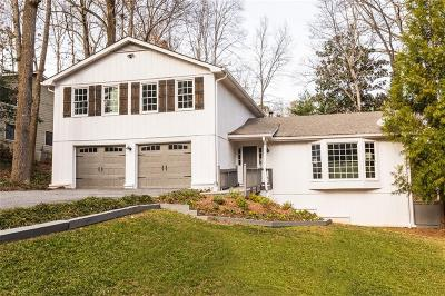 Marietta Single Family Home For Sale: 3432 Clubland Drive